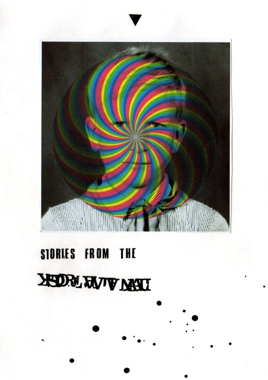 Pasquale De Sensi - sub culture fanzine project by thomas berra